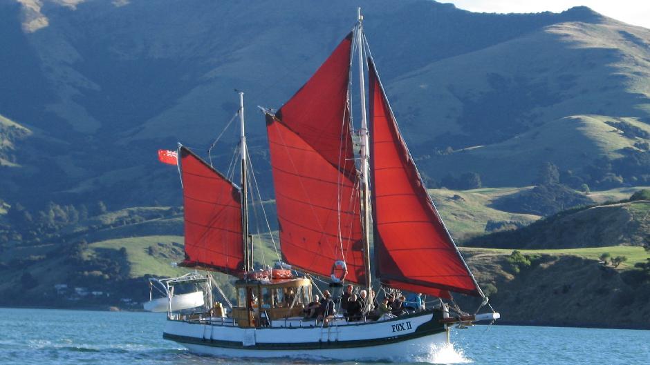 Akaroa Fox Sailing deal