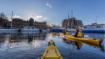 Hobart City Kayak Tour - 2.5hrs - Roaring 40s Kayaking