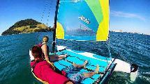 Assisted Sail Hobie T2 - 1 Hour Sail