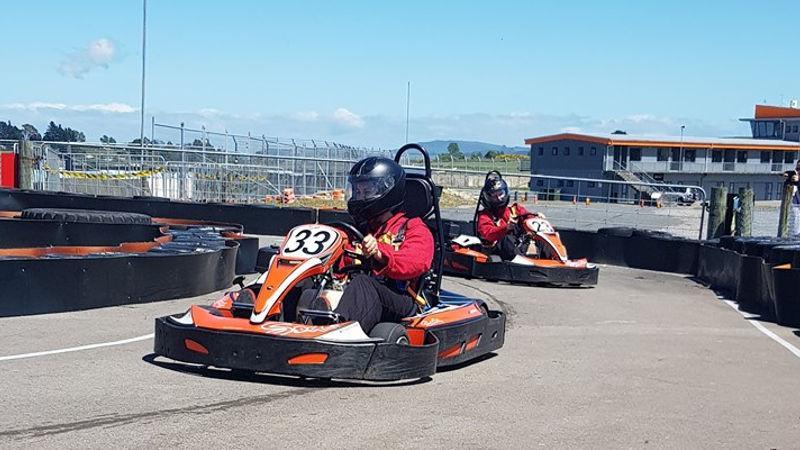 TAUPO KART RACING - FORMULA CHALLENGE