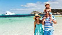 Rottnest Island Ferry with Perth Hotel Transfers