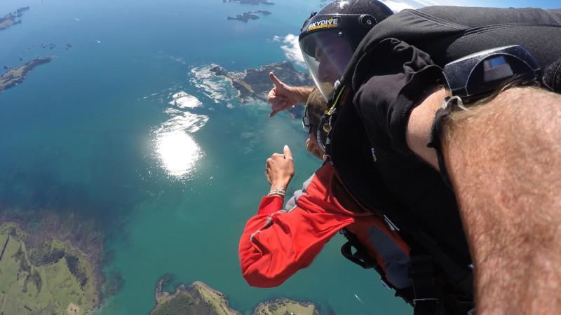 Skydive Bay of Islands deals