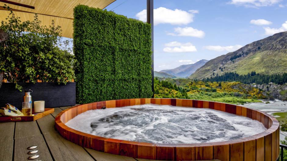 onsen outdoor hot pool