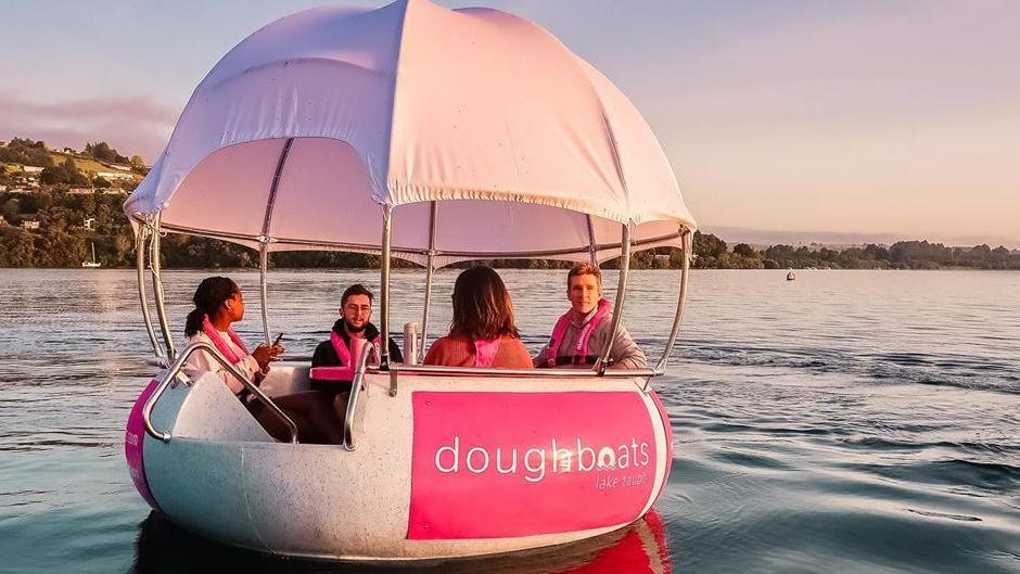 Lake Taupo Doughboats