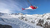 Fox Glacier Overflight - Glacier Helicopters