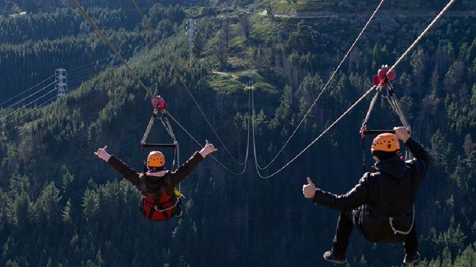 christchurch adventure park ziplining