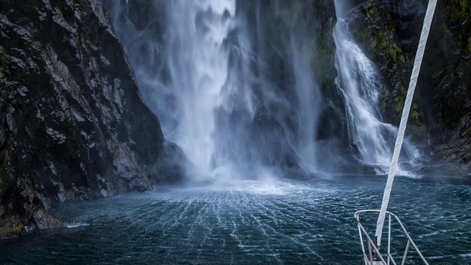 Experience the stunning beauty of Milford Sound and the Fiordland wilderness on our full-day tour with our long term local family tour business.