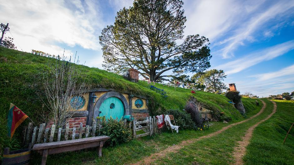 Hobbiton Day Tour