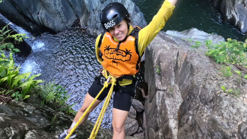Cairns Canyoning Adventure