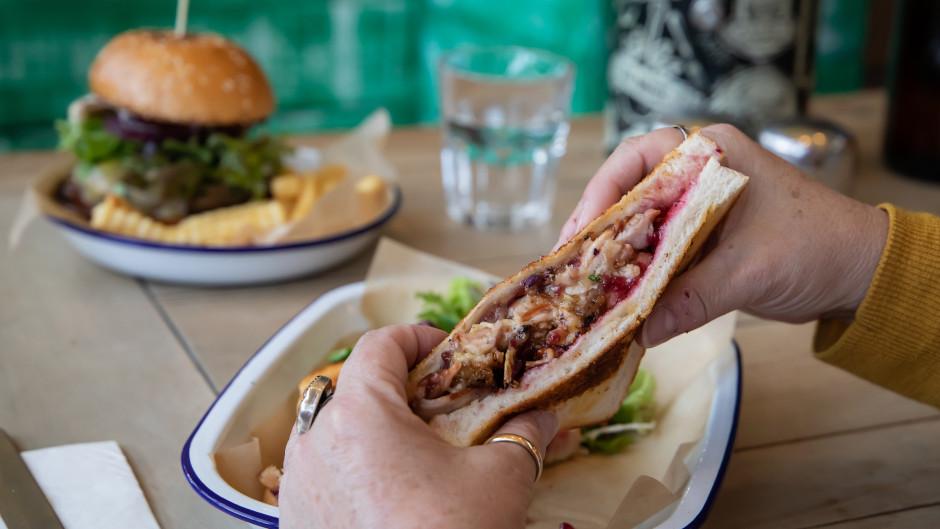Sobar Restaurant Pub Lunch Deals Rotorua