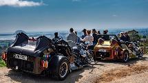 Beach Cruise - V8 Trike Tours New Zealand