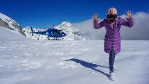 Ultimate Explorer - 45mins 3 Glaciers Scenic Flight