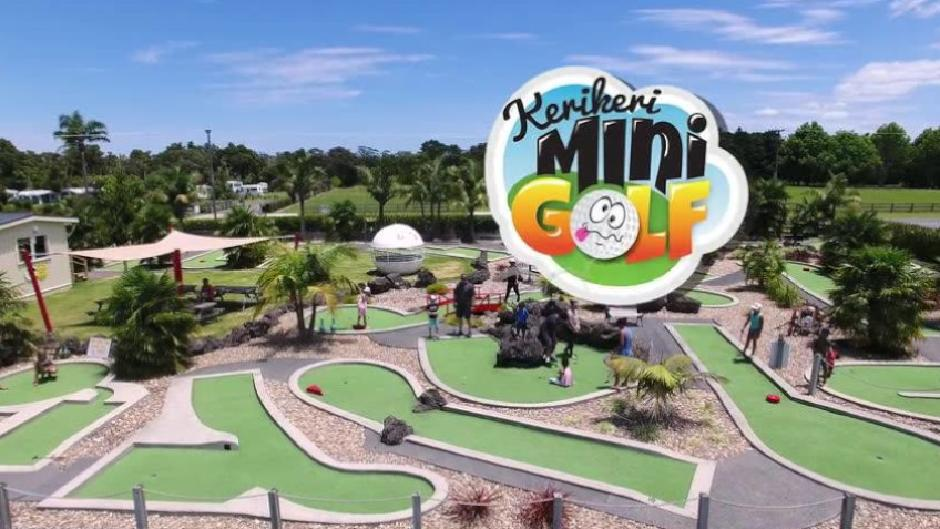 Kerikeri Mini Golf Deals