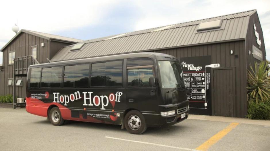 Hop on Hop Off Wine Tours deals