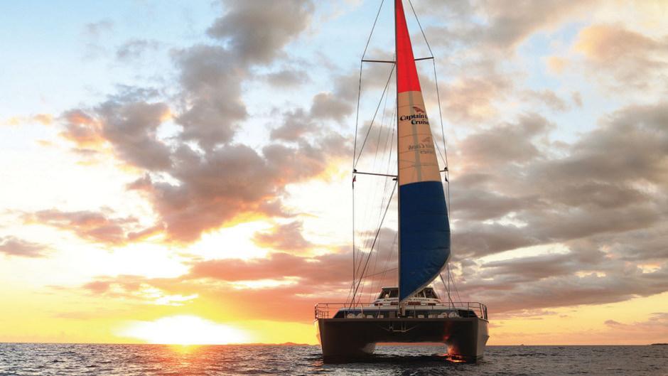 captain cook cruises sunset suva cruise