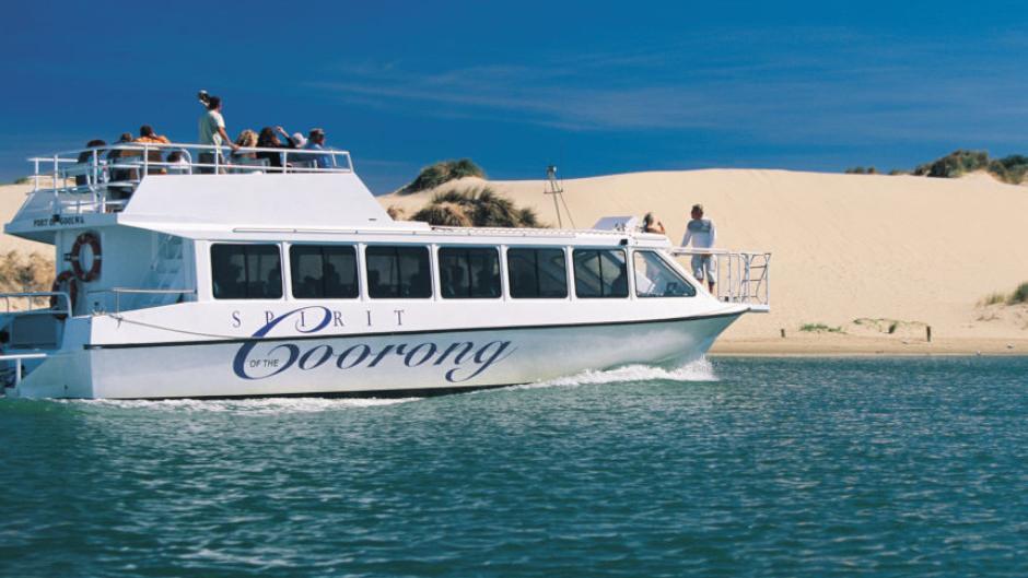 Coorong Discovery Cruise & Fleurieu Peninsula deals