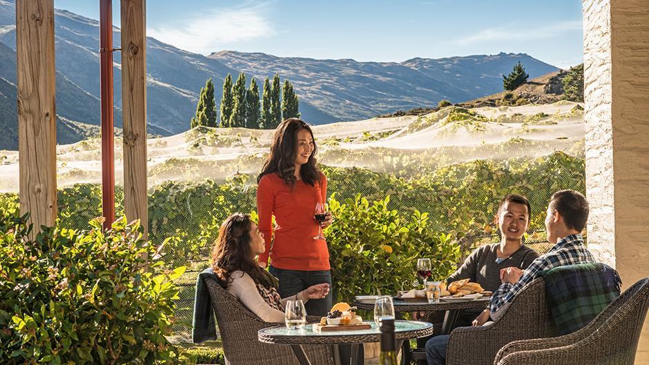 Queenstown Expeditions wine tour deals