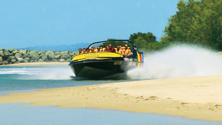 Paradise Jet Boating Deals