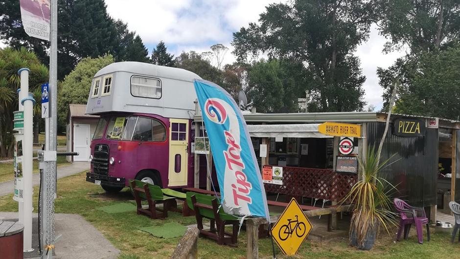 Waikato River Trail Tour Arden Hybrid Tours