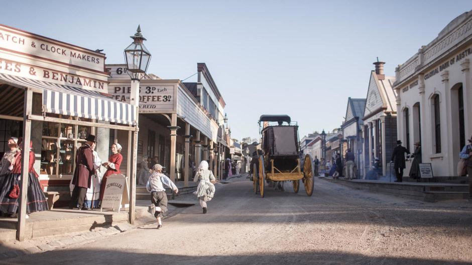 Sovereign Hill Gold Mine Experience deals