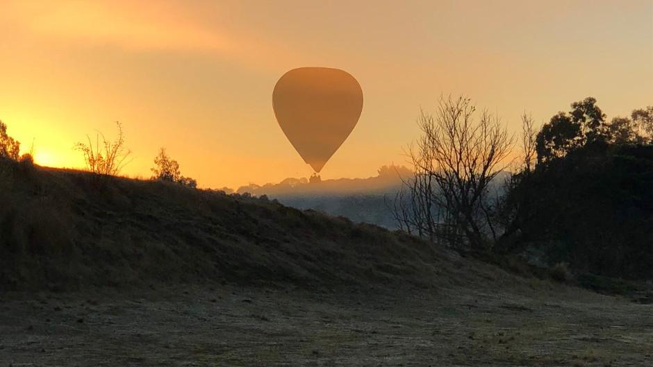liberty flights hot air ballooning