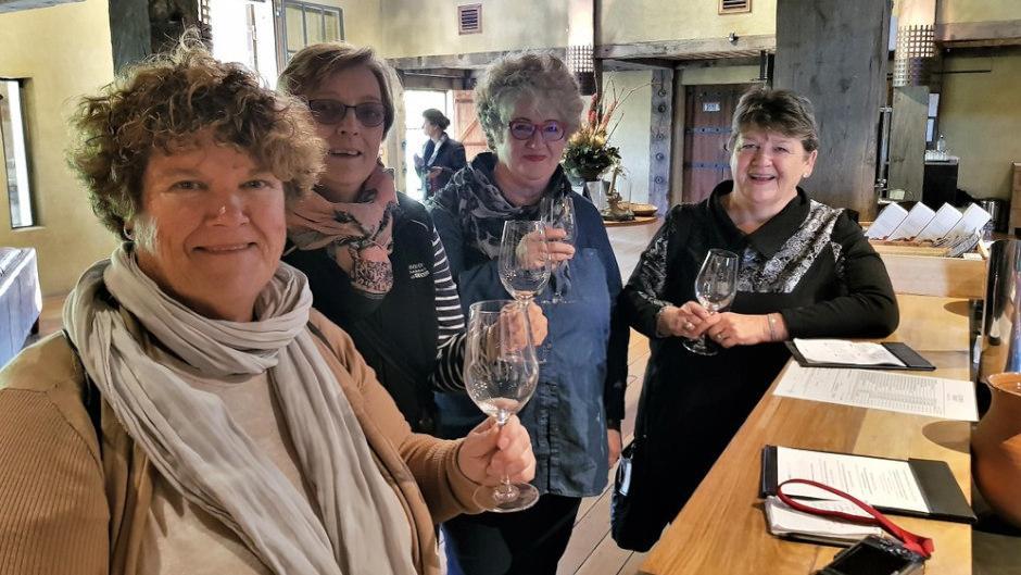 Luxury Wine Tour Napier