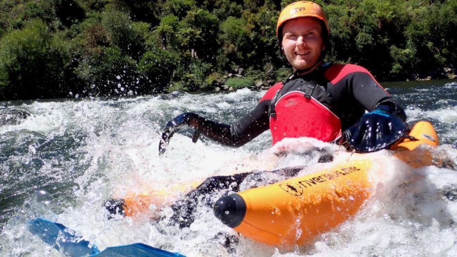 Riverbug White Water rafting Tarawera deals