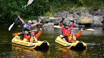 Wellington Rafting - Grade 2 River
