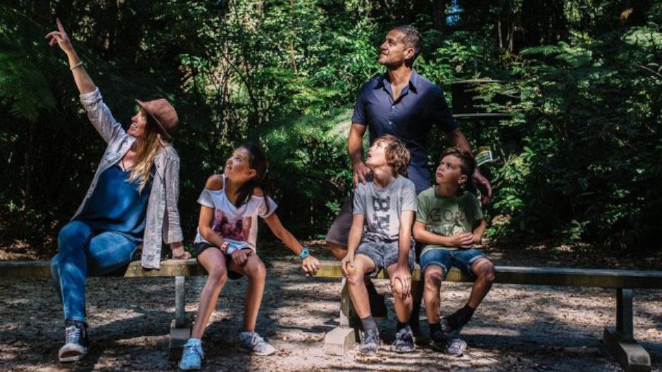 Enjoy a walk through the stunning forest trails at Sanctuary Mountain Maungatautari.