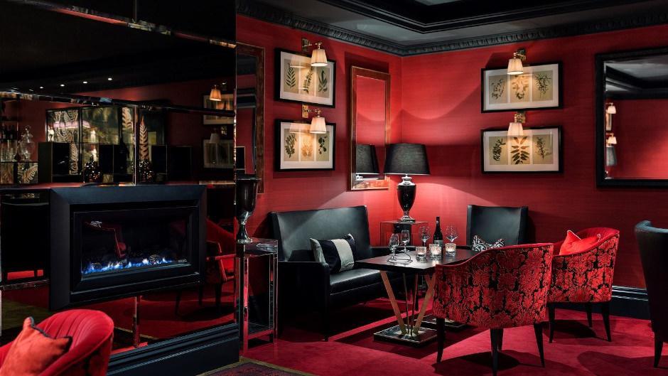 1789 Lounge THE RESTAURANT
