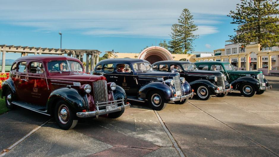 Vintage Car Tour Napier Deals
