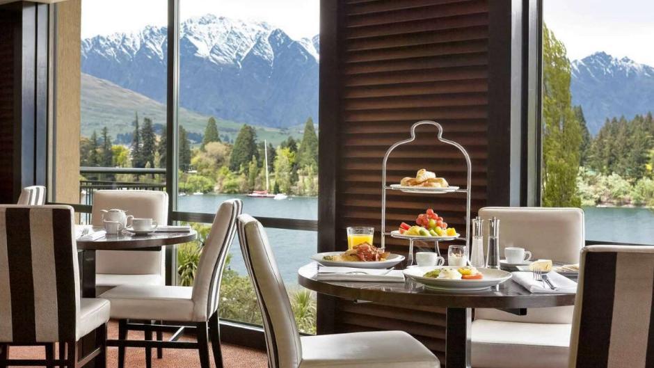 St Moritz Restaurant Lombardi Queenstown