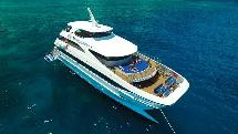 Outer Great Barrier Reef Snorkel Day Tour - Superyacht Evolution - Cairns (Excludes $20pp Levy)