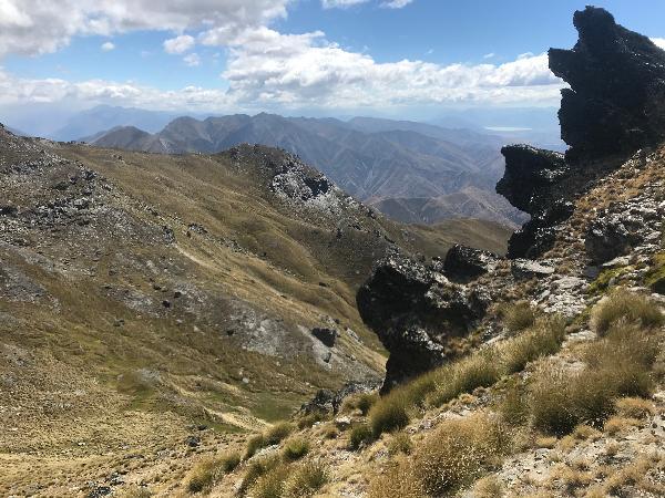Beautiful views on a nice hike