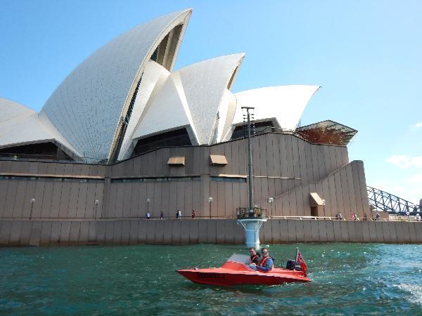 Best way to explore Sydney