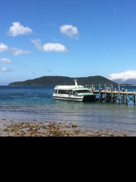 At Ship Cove