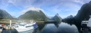 Wonderful tour into the heart of Fjordland
