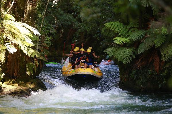 Best rafting experience.