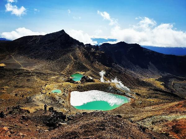 The gem of the hike, Emerald Lake