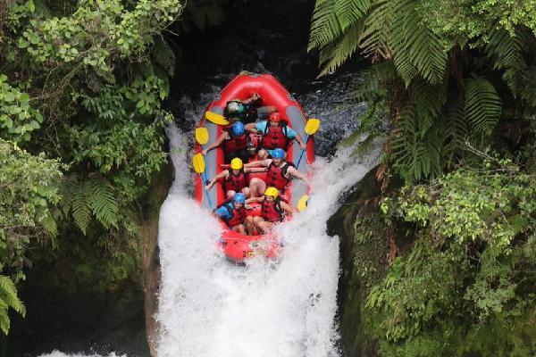 Exhilarating experience