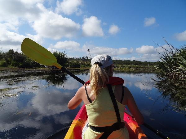 4 Hour Single or Tandem Kayak Hire