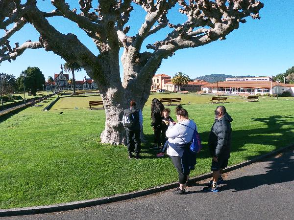 Out & about following the clues in Rotorua