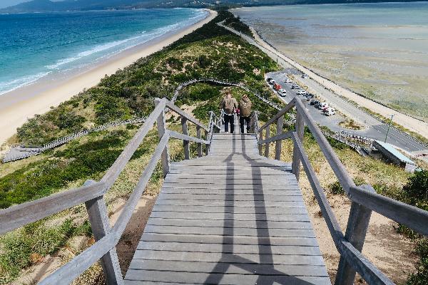 Wonderful day on Bruny Island