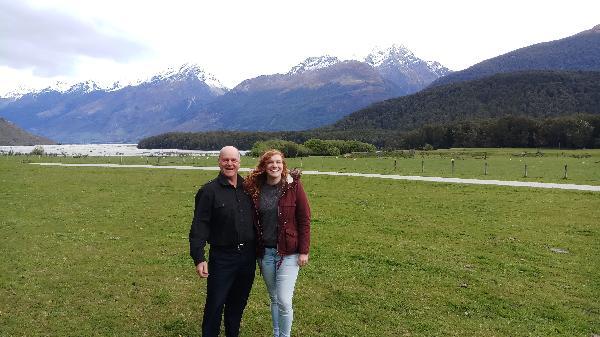 Beautiful scenery & alpacas!