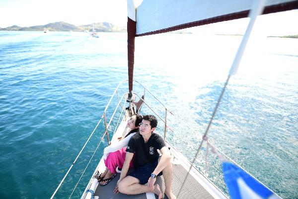 Fantastic sailing experience