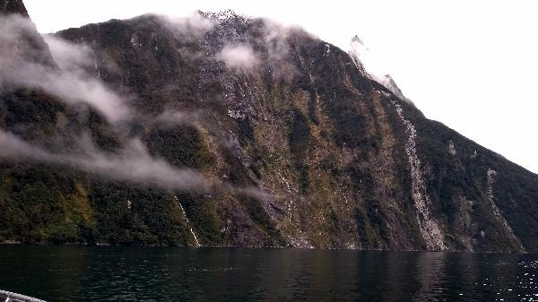 Trip to Milford Sound