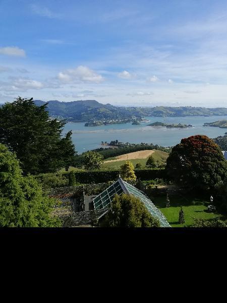 New Zealand's Castle.