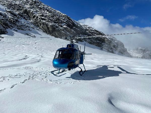 Glacier Scenic Flight - Amazing Experience