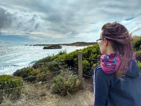 Wonderful trip along Great Ocean Road