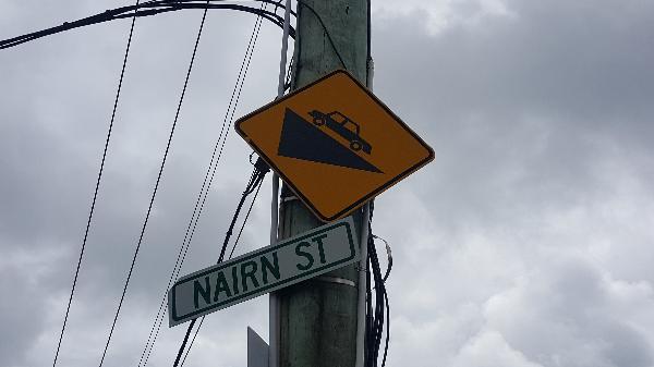Nairn street